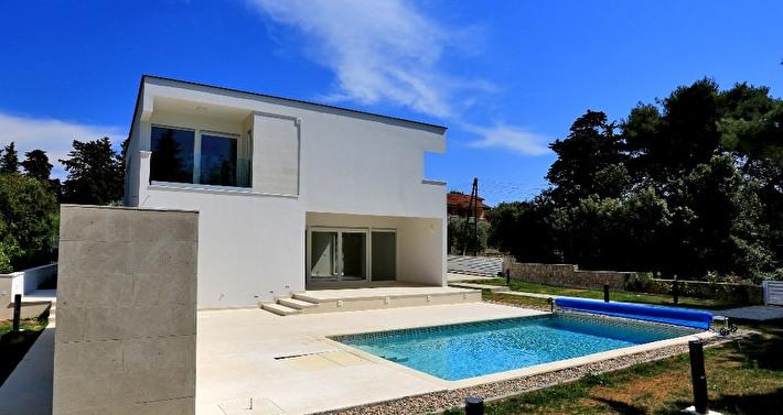 Modern family villa - Muline, Ugljan