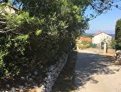 Building land area of 690 m2 - Ždrelac, island Pašman