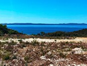 BUILDING LAND OF 529 m2 WITH SEA VIEW - GUDUĆE, ISLAND OF UGLJAN