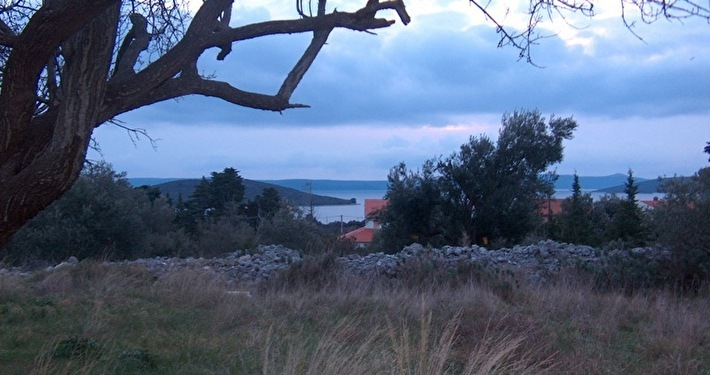 Building land with a sea view - 984 m2 - Muline