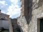 Complex of old Dalmatian houses with a sea view in Poljana, island Ugljan