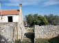 Complex of old Dalmatian houses with a sea view in Poljana, island Ugljan
