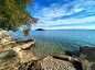 Building land area of 772 m2 with a beautiful sea view - Kali